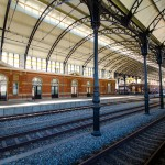 "Train Station ""Hollands Spoor"""